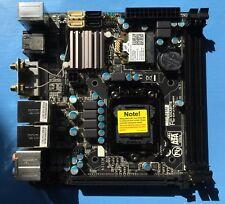 Gigabyte ga-z77n - WiFi zócalo 1155 Mini-ITX placa base (Intel z77) buen estado!!!