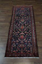 4X10 Beautiful Runner Nahavand Hamedan Persian Rug Oriental Area Carpet 3'7X9'7