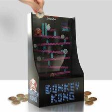 Nintendo Super Mario Bros Retro Arcade Spardose Donkey Kong Classic Labyrinth