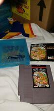 Joe & Mac (Nintendo Entertainment System, 1992) with manual and case tested