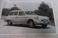 1955 STUDEBAKER COMMANDER 2DR STATION WAGON   11 X 17  PHOTO  PICTURE