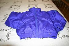 Obermeyer Girls Ski Jacket Snowboard Coat Cute Winter Juniors 14 Purple