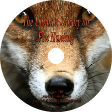 180 RARE Vintage Fox Hunting Books on DVD Foxes Hunt Hounds Horses Saddle Horn