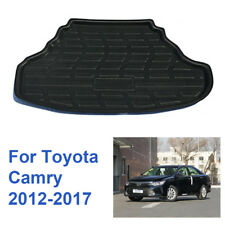 For Toyota Camry 2012 2017 16 15 Rear Trunk Tray Liner Cargo Mat Floor Protector