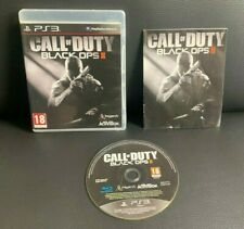 Ps3 - Call Of Duty Black Ops 2 - Boxed