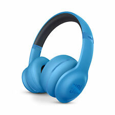 JBL EVEREST 300 Bluetooth Wireless On-the-Ear Headphones (Blue) - New Other!