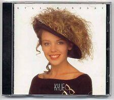 Kylie Minogue CD Kylie 1988 pwl original 1st press west germany CD