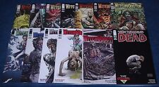 WITCH DOCTOR 1-4 2011 mal practice #1 2 3 4 5 6 WALKING DEAD 85 1st app set (13)