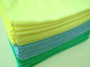 "264pcs 16""x16"" 230GSM Microfiber Cleaning Cloths & Towels"