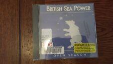 British Sea Power - Open Season CD