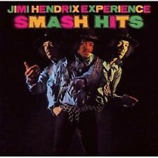 Jimi Hendrix Experience Smash Hits CD NEW SEALED Purple Haze/Hey Joe/Stone Free+