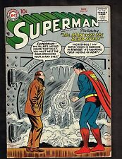 Superman #117 ~ Clark Kent, Man of Mystery ~ 1957 (6.5) WH