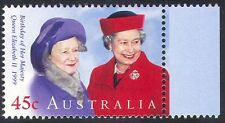 Australia 1999 QEII/Queen/Elizabeth/Mother 1v (n31100)