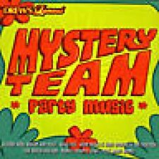 Drews Famous Scooby's Mystery Team Party Music CD- NEW