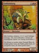 Goblinkönig foil/Goblin King | nm | 8th Edition | ger | Magic mtg