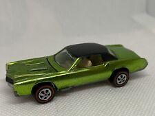 Hot Wheels Redlines - US Light Green Custom Eldorado