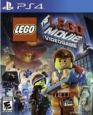 The LEGO Movie Videogame USED SEALED (Sony PlayStation 4, 2014) PS PS4
