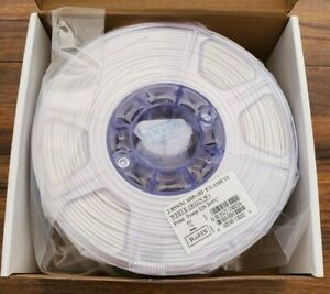 eSUN 2.85mm White ABS+ 3D Printer Filament 1kg Spool (2.2lbs), White