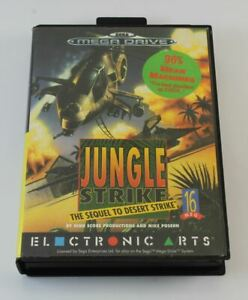 Jungle Strike (Megadrive)