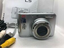 Nikon Coolpix L5 7.2MP Digital Camera with 5x Optical Vibration Reduction Zoom