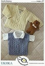 Blue Contemporary Sweaters Patterns