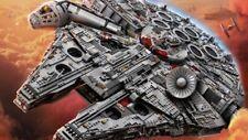 Ultimate Millennium Falcon 8445 pcs. King set 75192 Star Wars. Australian Stock.