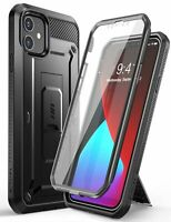 """SUPCASE For Apple iPhone 12 Mini 5.4"""" 2020 Screen Case Rugged Kickstand Cover US"""