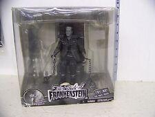 "Jakks Pacific Universal Studios ""Frankenstein"" Figure black and white"