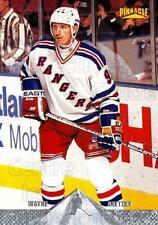 1996-97 Pinnacle Silver Foil #1 Wayne Gretzky
