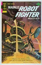 Magnus Robot Fighter 4000 A.D. #45 October 1976 VG+