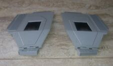 Star Wars The Clone Wars AT-TE vehicle part lot of 2 both front hatch side cover