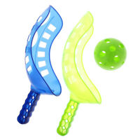 Scoop Ball Game Toys Scoop Toss Set Scoop Ball Toy for Kids & Adults