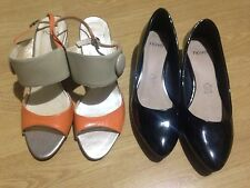 Novo Shoes X2 Pairs Size 7 RRP$140