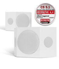 Saxx curvedSOUND CR 10 weiß Paarpreis