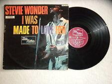 """LP STEVIE WONDER """"I was made to love her"""" TAMLA MOTOWN SFTM 340.548 BIEM FR µ"""