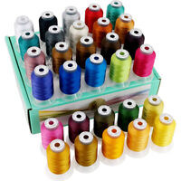 New brothread 30 Janome Colors Polyester Embroidery Machine Thread -Assortment 3