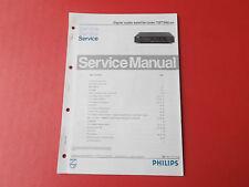 Philips 70FT990 00G Digital Tuner orig. Service Anleitung Manual