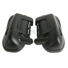 Lower Vented Leg Fairings Glove Box For Harley Touring Road King Street Glide US