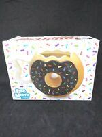 BigMouth The Original Donut Chocolate Sprinkles Ceramic 14 OZ Cup Mug