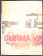 Burma VJ Reporting From A Closed Country DVD Foldout