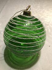 Kurt S. Adler Christmas Bulb 12cm