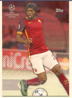 GERVINHO 2015-16 TOPPS UEFA CHAMPIONS LEAGUE SHOWCASE RED PARALLEL /25