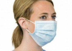 Type 11R EN14683 Fluid Resistant Surgical Masks With Full CE X 50 Only 66p Each