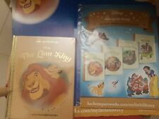 Disney the Lion King Book My Little Library