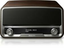 PHILIPS Vintage Style DAB FM Radio with MP3 link OD7200/10