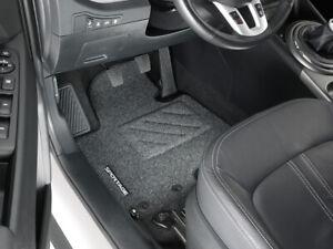 KIA SPORTAGE SL dal 2011 al 2015 Set 4 tappetini in moquette standard ORIGINALI