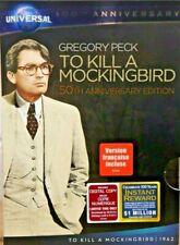 To Kill a Mockingbird 50th Anniversary 1962 Brand NEW Sealed DVD Gregory Peck E8