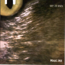 "Pearl Jam Off He Goes limited edition vinyl 7"" NEW/SEALED"