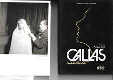 Callas - Assoluta - Coffret velous édition limitée avec 5 photos - TBE