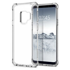 Samsung Galaxy Note 8/9 S8/S9/S10+ A5 A8+ 360° Shockproof Clear TPU Case Cover